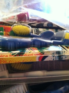 All of the Lovely Toothbrushes
