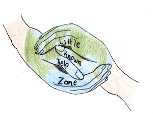 Little Known Help Zone Logo
